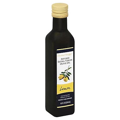 Central Market Lemon Infused Extra Virgin Olive Oil, 8.5 oz