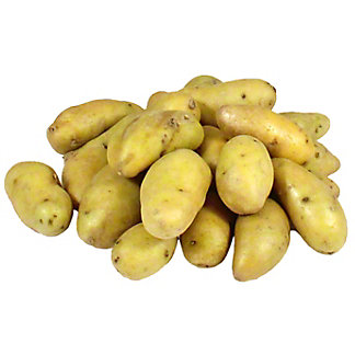 Fresh Organic Russian Banana Fingerling Potato, Sold by the pound