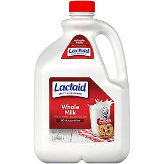 Lactaid Whole Milk,96 OZ