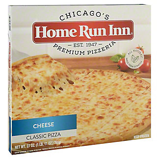 Home Run Inn Classic Cheese Pizza, 27 oz