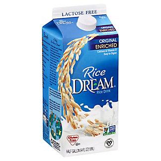 Rice Dream Rice Dream Original Rice Drink,1/2 gal