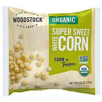 Woodstock Organic Super Sweet White Corn,10 OZ