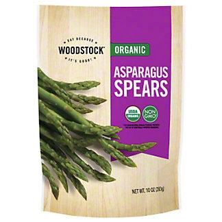 Woodstock Organic Whole Baby Asparagus,10OZ