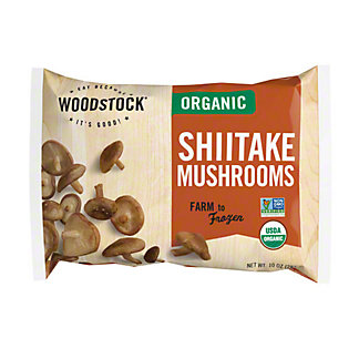 Woodstock Organic Shitake Mushrooms,10OZ