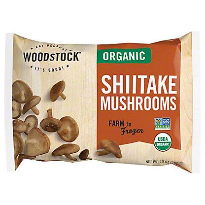 Woodstock Organic Shitake Mushrooms,10OZ
