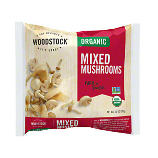 Woodstock Organic Mixed Mushrooms,10.00 oz