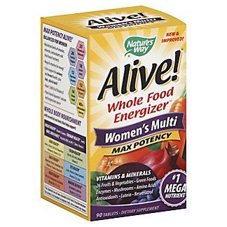 Natures Way Alive! Natures Way Alive! Womens Multi Vitamin, 90.00 ea