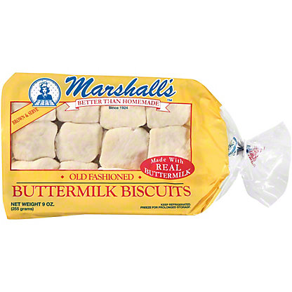 MARSHALL Buttermilk Biscuit, 9OZ