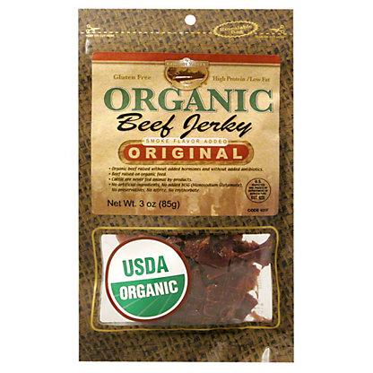 Golden Valley Organic Golden Valley_Organic Original Beef Jerky,3.00 oz