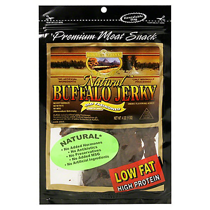Golden Valley Golden Valley_Natural Sweet N Spicy Buffalo Jerky, 4.00 oz