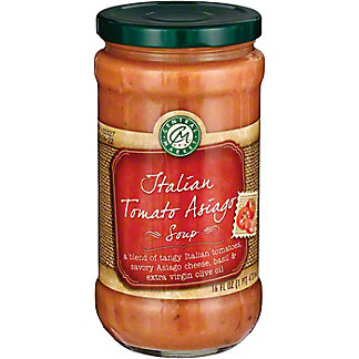 Central Market Italian Tomato Asiago Soup, 16 oz