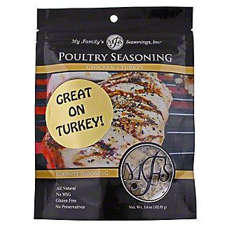My Familys Seasonings My Family Seasoning Poultry, 3.60 oz