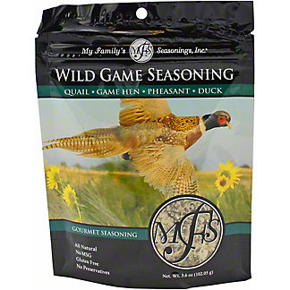 My Family's Wild Game Poultry Seasoning, 3.6 OZ