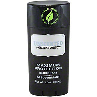 Organic Essentials Grooming Deodorant Stick Unscented, 2.8 OZ