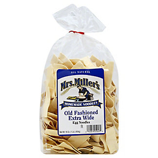 Mrs. Miller's Old Fashioned Extra Wide Noodles, 16 oz