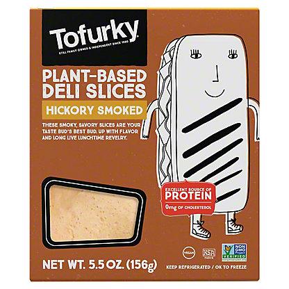 Tofurky Hickory Smoked Deli Slices, 5.5 oz