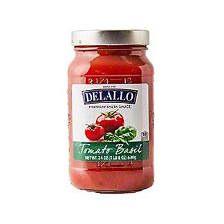 DeLallo Ultimate Sauce Collection Tomato Basil Sauce,24 OZ