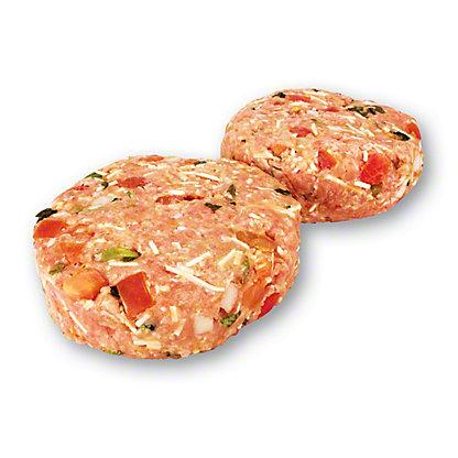 H-E-B Turkey Burger Bruschetta,2 count