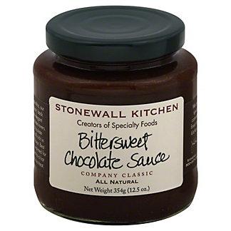 Stonewall Kitchen Bittersweet Chocolate Sauce,12.5 oz (345 g)