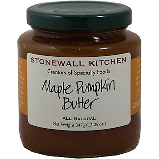 Stonewall Kitchen Maple Pumpkin Butter,12.25 oz