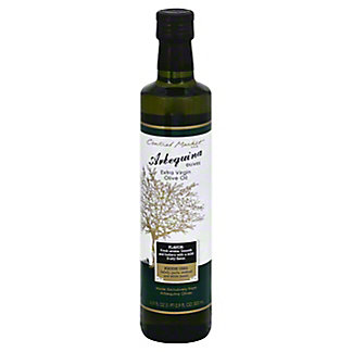 Central Market Arbequina Extra Virgin Olive Oil,16.9 OZ