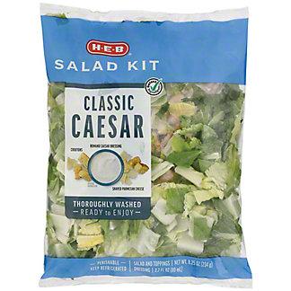 H-E-B Select Ingredients Classic Caesar Salad Kit, 11 oz