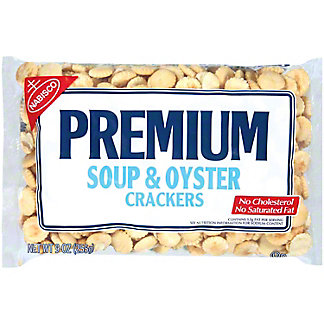 Nabisco Premium Soup and Oyster Crackers, 9 oz