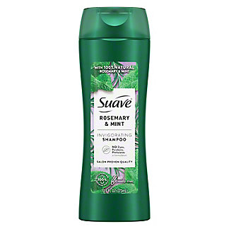 Suave Professionals Rosemary + Mint Shampoo, 12.6 oz