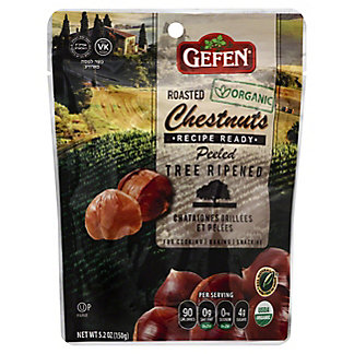 Gefen Whole Chestnuts Roasted and Peeled,4.85 OZ