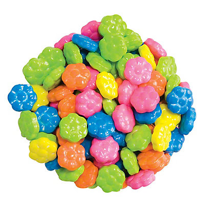 Bulk Flower Power Candy, Sold by the pound