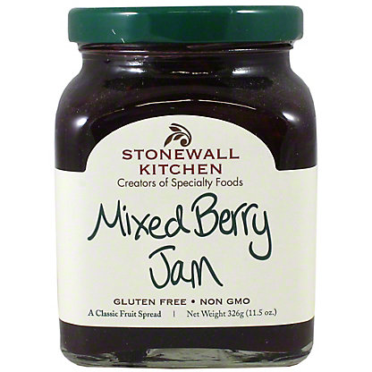 Stonewall Kitchen Stonewall Kitchen Mixed Berry Jam, 11.5 oz
