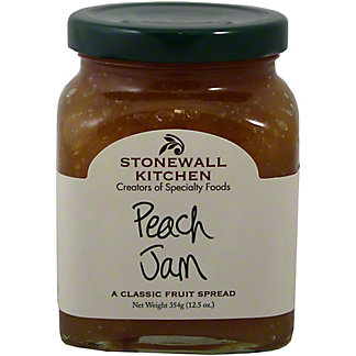 Stonewall Kitchen Peach Jam, 12.5 oz