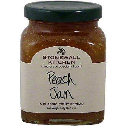Stonewall Kitchen Peach Jam, 12.5 oz