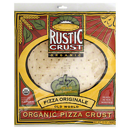 Rustic Crust Pizza Originale Old World 12 Inch Pizza Crust,13 OZ