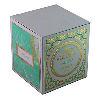 Voluspa Voluspa Box Candle Laguna, 12 OZ