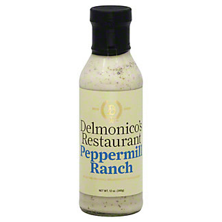 Delmonico's Restaurant Peppermill Ranch Dressing,12 OZ