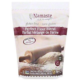 Namaste Foods Gluten Free Perfect Flour Blend,48 oz (1.36 kg)