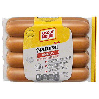 Oscar Mayer Selects Angus Beef Franks,8 CT