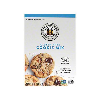 King Arthur Gluten Free Cookie Mix, 16 oz