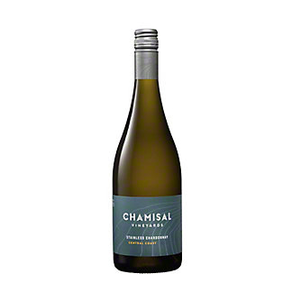 Chamisal Vineyards Stainless Unoaked Chardonnay,750 ML