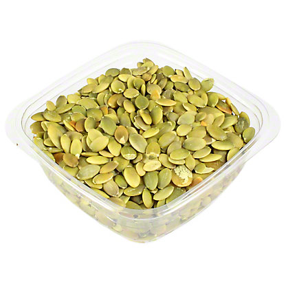 Pumpkin Seeds Raw Unsalted,LB