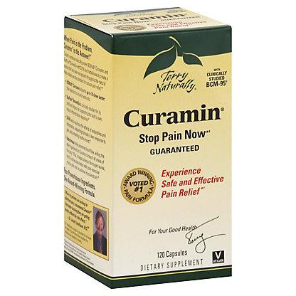 Terry Naturally Europharma Curamin 120 Capsules, 120.00 ea