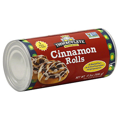 Immaculate Baking Co. Cinnamon Rolls, 5 CT