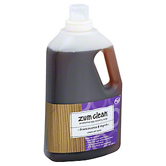 Indigo Wild Frankincense & Myrrh Zum Clean Laundry Soap,64 OZ