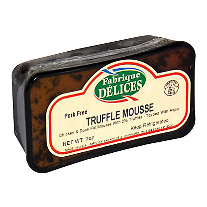 Fabrique Delices Truffle Mousse, 7 OZ