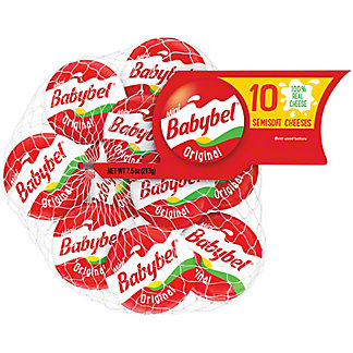 Babybel Mini Originals, 7.5 oz