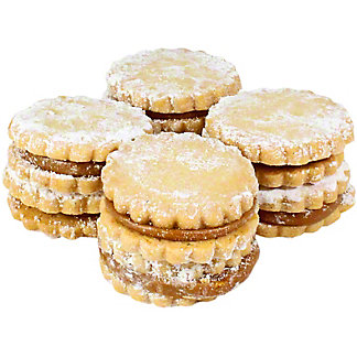 TRADITIONAL ALFAJORES MINI 8CT