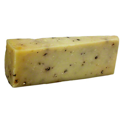 Henning's Wisconsin Cheese Peppercorn Cheddar,1/22#