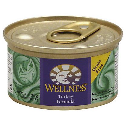 Wellness Cat Food Turkey,3 OZ