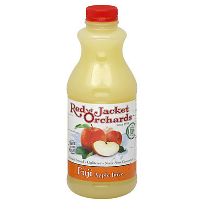 Red Jacket Orchards Fuji Apple Juice,32FLOZ